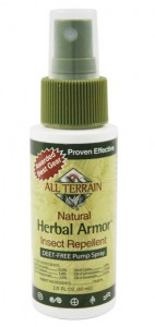 All Terrain Herbal Armor DEET-Free Natural Mosquito Repellent