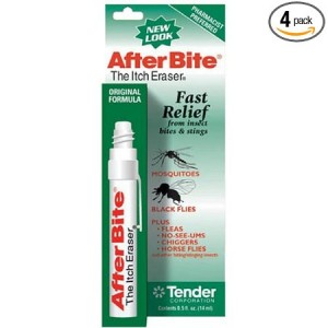 Itch Eraser for Adults neutralizes the bite area so that itching is reduced