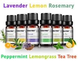 essential oil 6 pack starter fragrance set