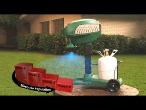 Mosquito Magnet a Chemical Free Mosquito Eliminator